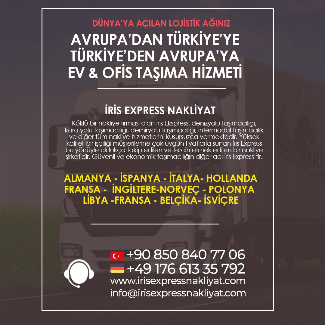 Welcome İris Expess